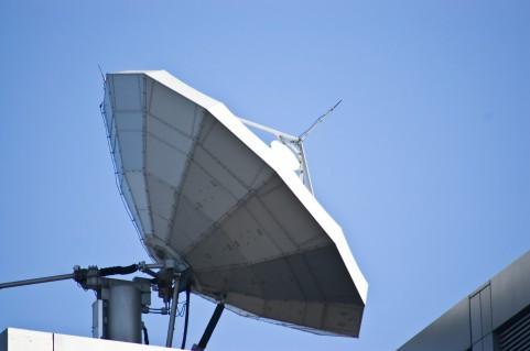 フジロック電波アンテナ