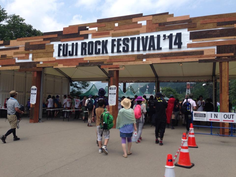 fujirock2014